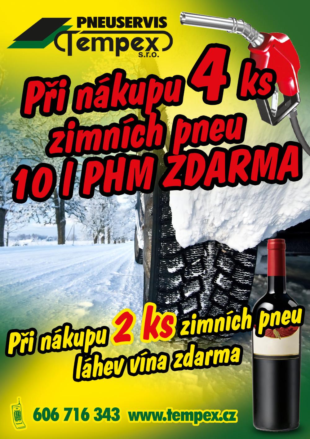 Nezapomeňte přezout na zimní pneu !!!